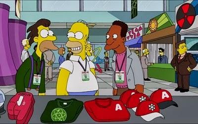 Los Simpsons 25x01: Homerland - Español Subtitulado - Online