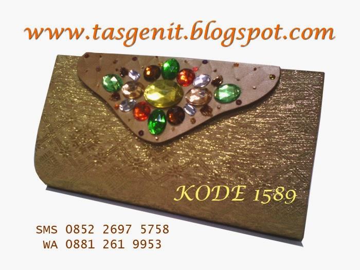 tas pesta cantik, clutch bag pesta, dompet kondangan, tas songket gold, grosir tas pesta, tas genit, tas tangan