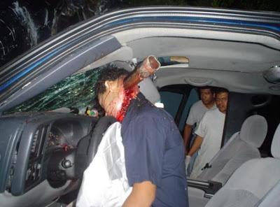 Korban Kecelakaan Mobil