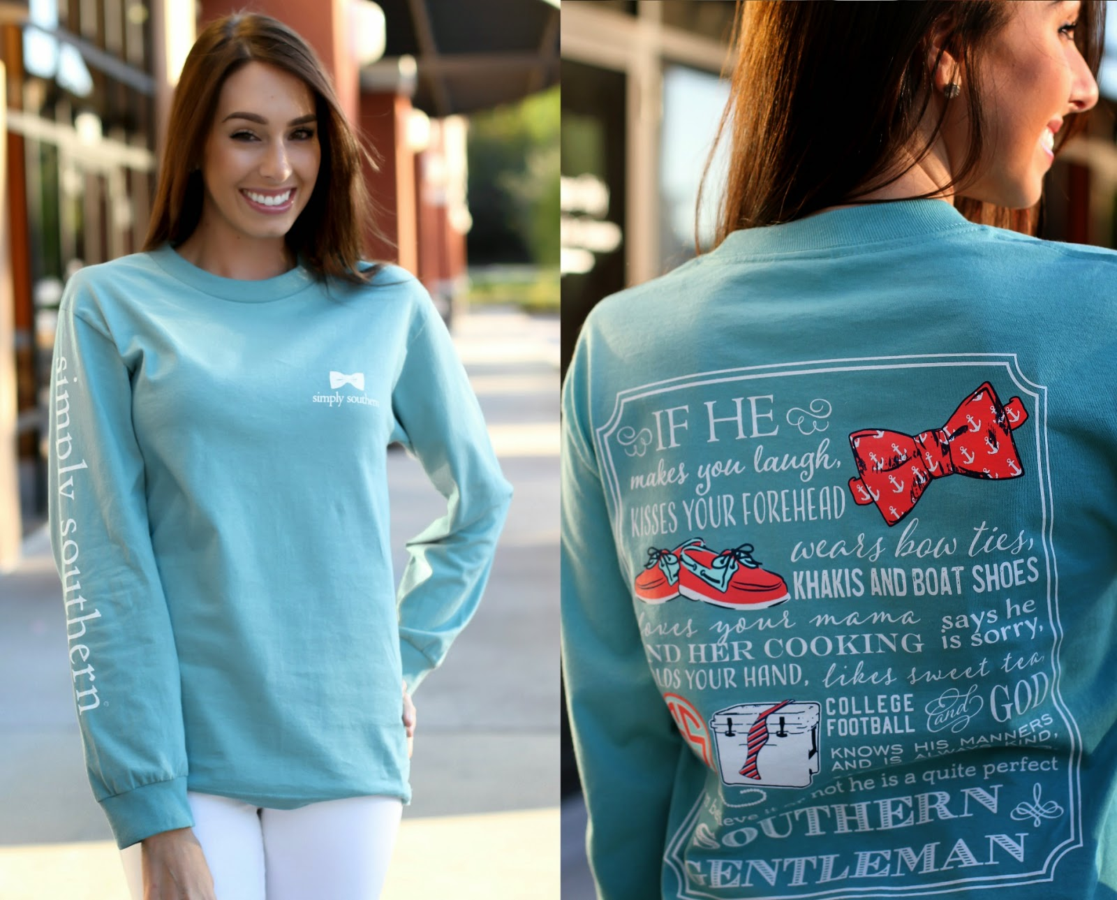 Our Simply Southern Southern Darlin Tees Make Great Grifts For Christmas Short Sleeves Are 20 And Long Sleeves Range From 25 30