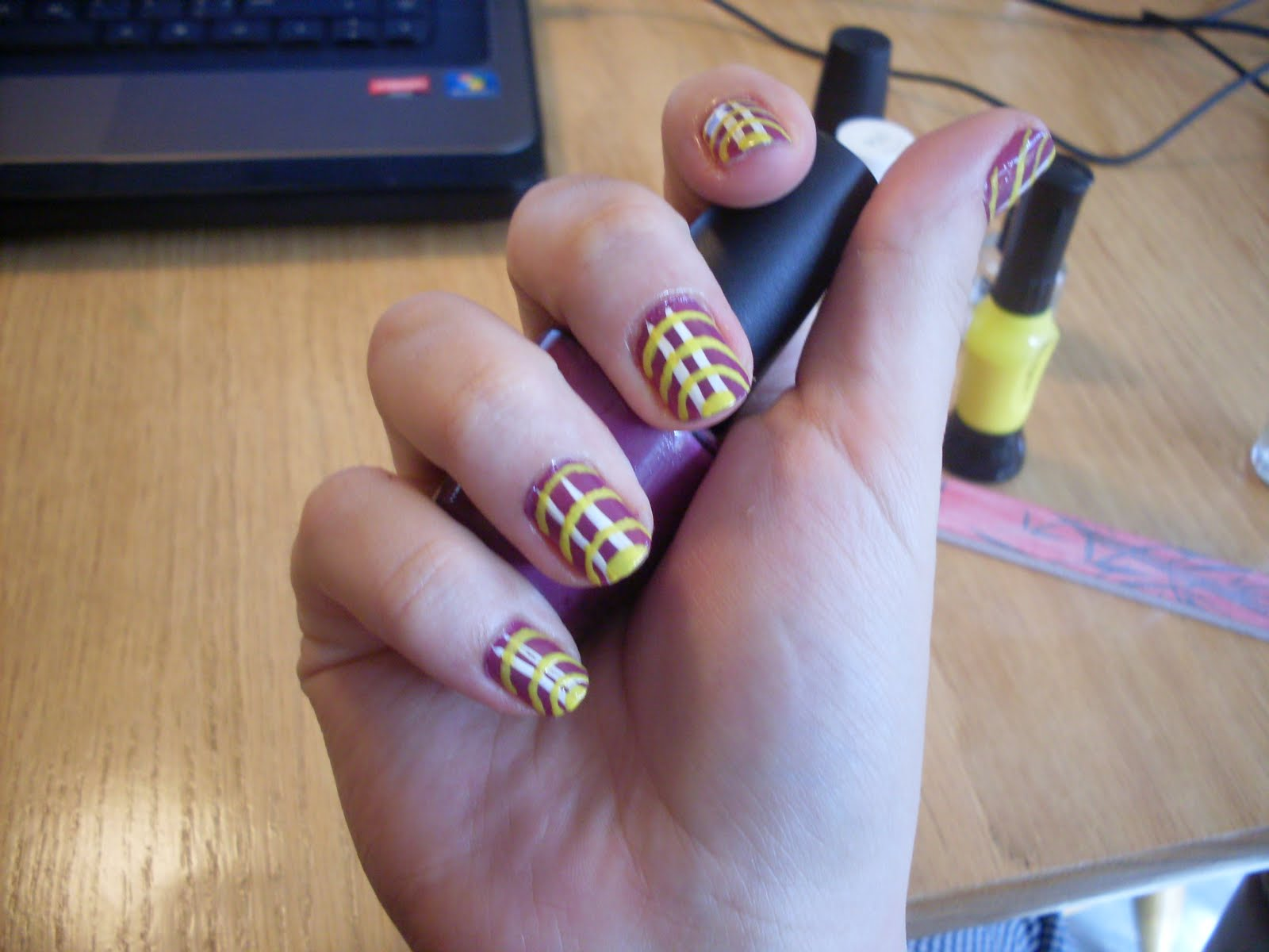 Rivuletsbeautyblog!: Nails of the Day; Concentric Electric & Review ...