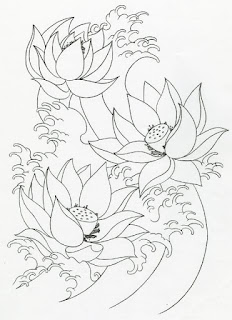 lotus flower tattoo