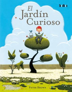 Mama de dos contagiando libros especial sant jordi ii 2014 for Le jardin voyageur peter brown