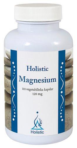 Magnez mleczan, cytrynian, jabłczan 120mg