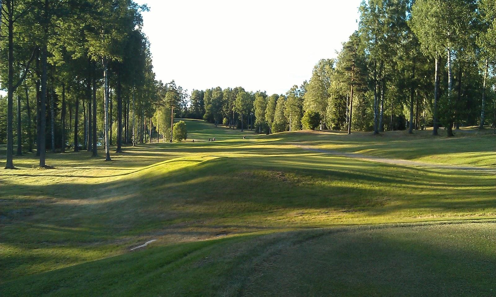 Ruuhikoski Golf, Nurmo Finland   Golfcourses I have played   Pinterest   Finland and Golf