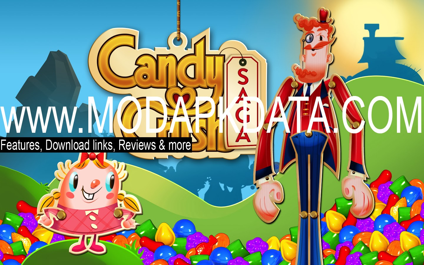 candy crush free download for pc