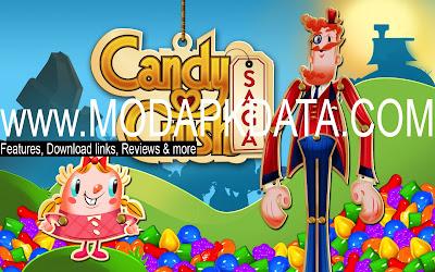Candy crush saga v1.22.1 mod apk