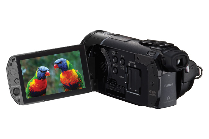 Hunting Packages for the Canon VIXIA HF-S30 Now Available Campbell ...