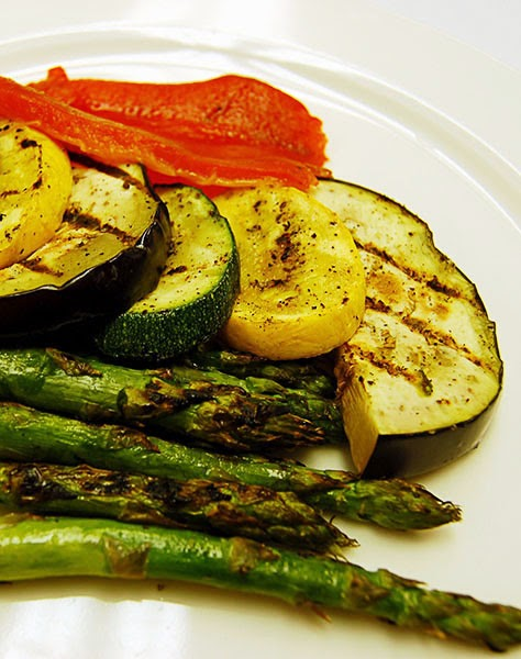 Amazing Pinterest world: Grilled Vegetables