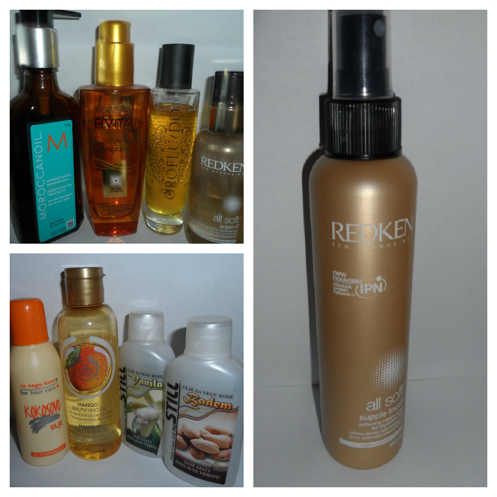 oil care for the hair yeah another kind of beauty blog
