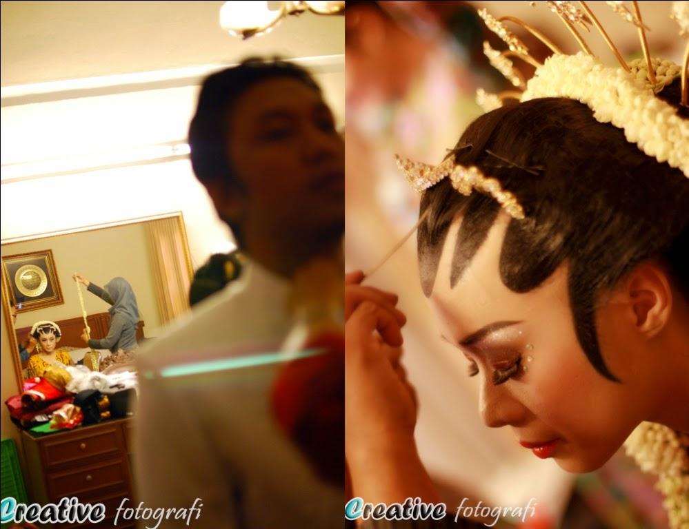 paket wedding atau pernikahan termasuk rias pengantin di solo