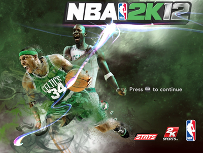 Nba 2k12 boston celtics startup screen mod nba2k org