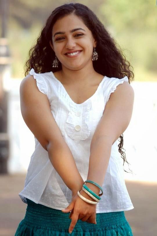 Sexy Girl Nithya Menon