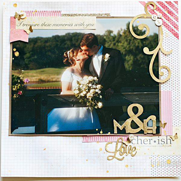 wedding album title