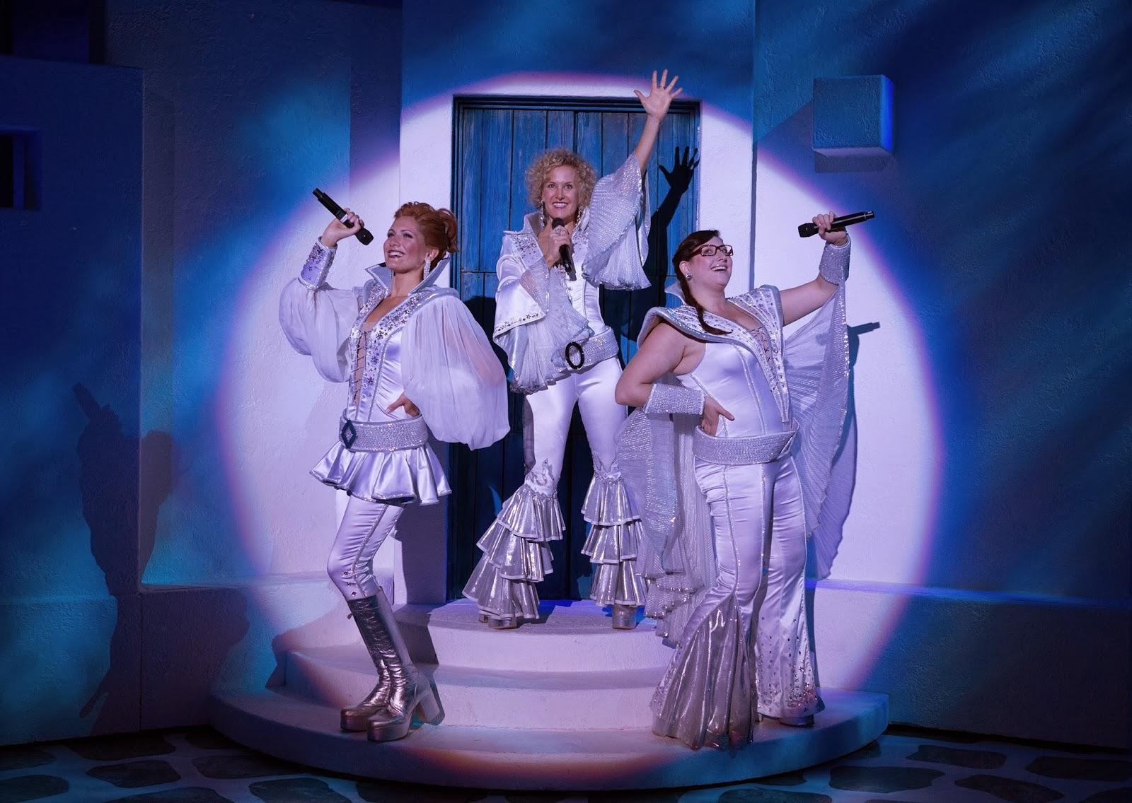 Mamma Mia National Tour Cast