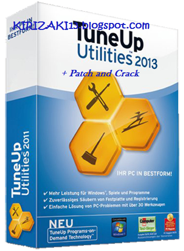 Download Tune Up Utilities 2013 + Patch and Crack