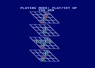 imagen de 3-D Tic-Tac-Toe