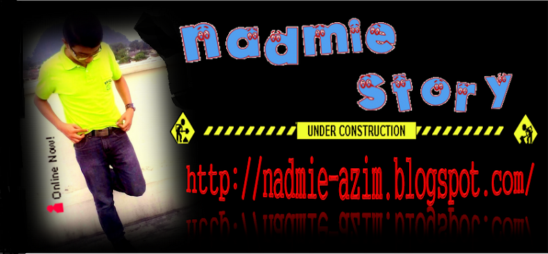 <center> nadmie&#39;s story </center>