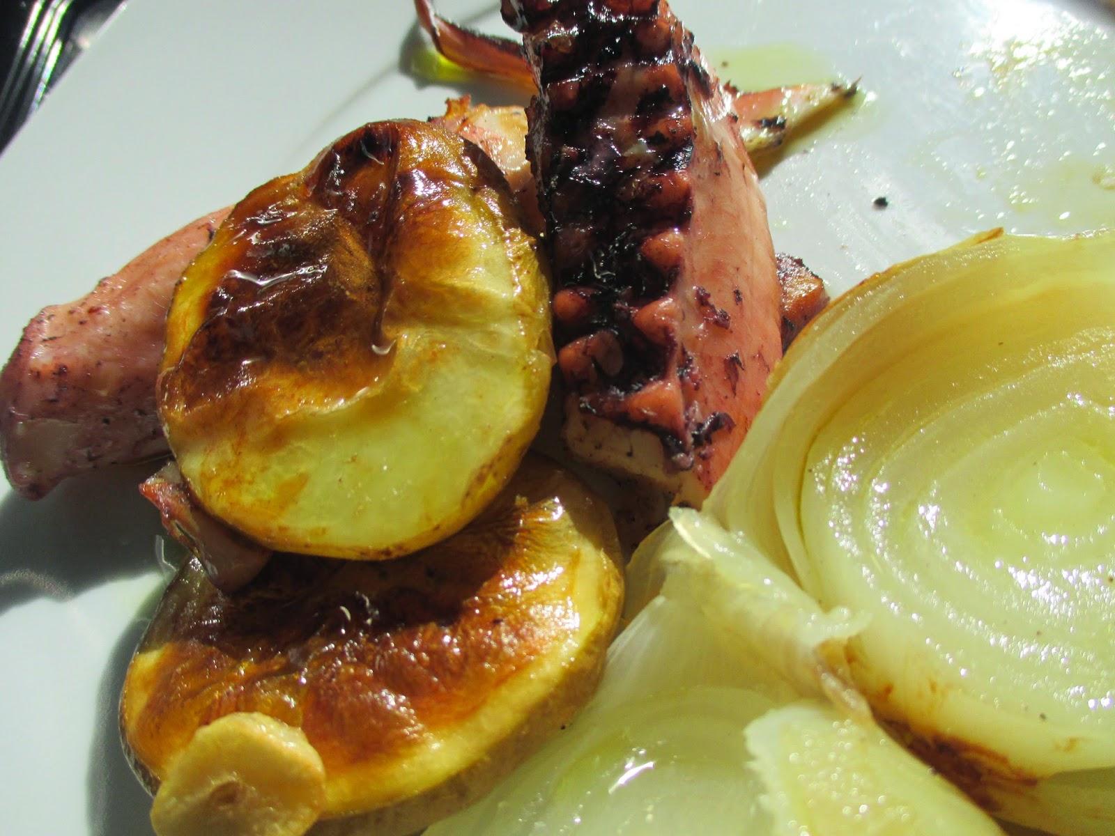 batatas forno cebola