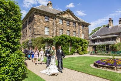 Ormesby Hall wedding