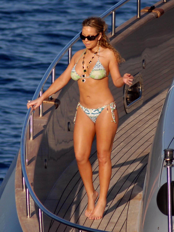 Mariah Carey Bikini Bodies Pic 34 of 35