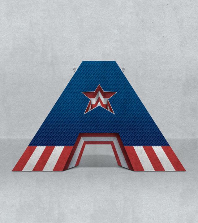 A: Captain American