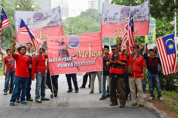 Etnis Pendatang dan Pribumi di Malaysia Semakin Memanas