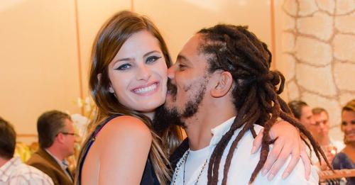 rohan marley is father to five of lauryn hill s six children rohan ...