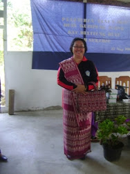 first lady of sekadau