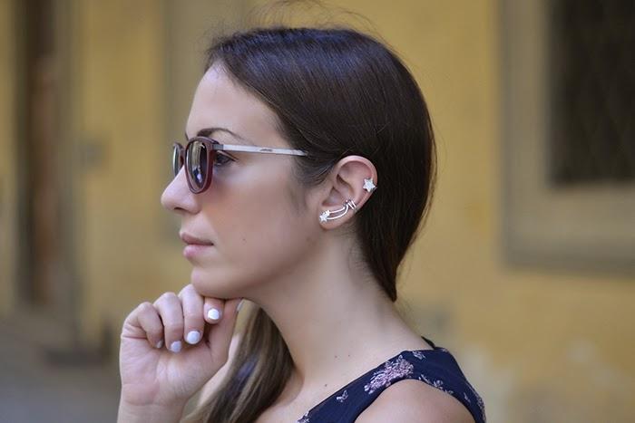 ear cuff stelle