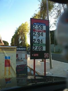 Brazilians in shock at gasoline prices: $7 a gallon!