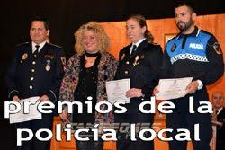 Premios de la Policía Local de Aranjuez