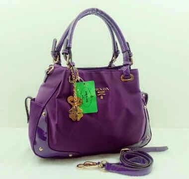 Tas Prada 3038 (Purple)