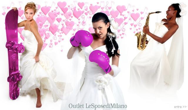 outlet abiti da sposa a milano