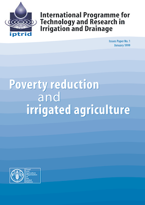 Poverty reduction and irrigated agriculture