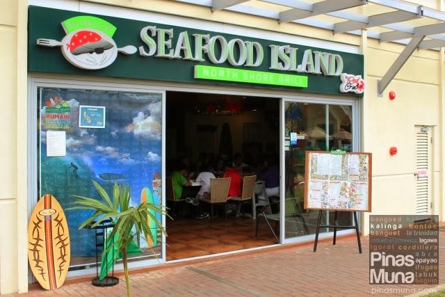 Seafood Island Baguio Technohub