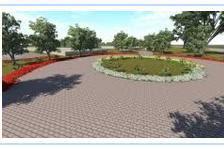 Jasa desain landscape siteplan