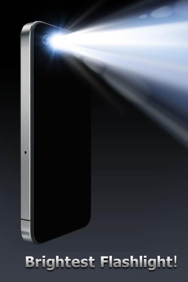 تطبيق فلاش لايت Flashlight LED Torch Light الكشاف للاندرويد