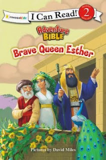 i can read brave queen esther