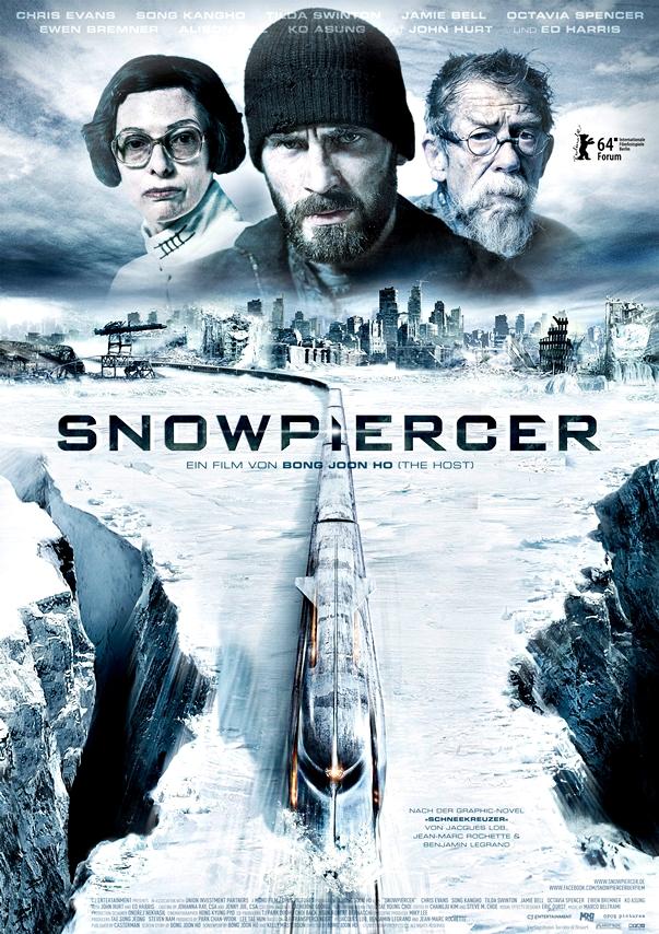 Rompenieves (Snowpiercer) póster