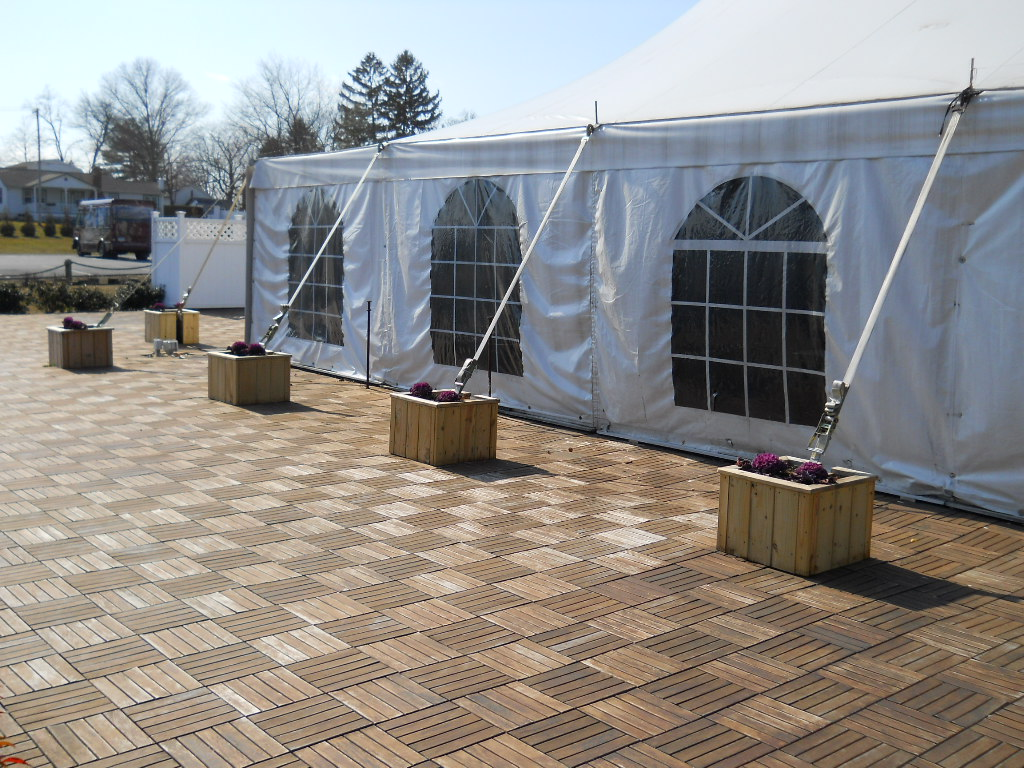 In 2005 the Wellwood Yacht Club in Charleston Maryland purchased an Armbruster 60x80 EuroTent as an event space and had this tent installed ever since. & Permanent Party Tent from Armbruster at the Wellwood Yacht Club ...