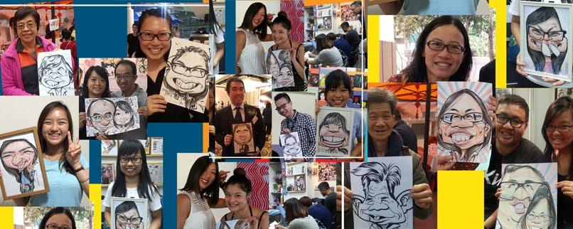 www.caricaturehk.com    香港似顏繪       Hong Kong Caricature - Professional Caricature Service