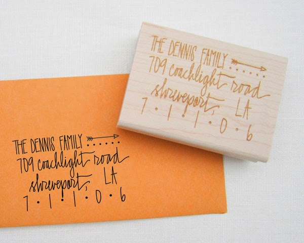 Get Your Hands On With These 25 Return Address Stamps