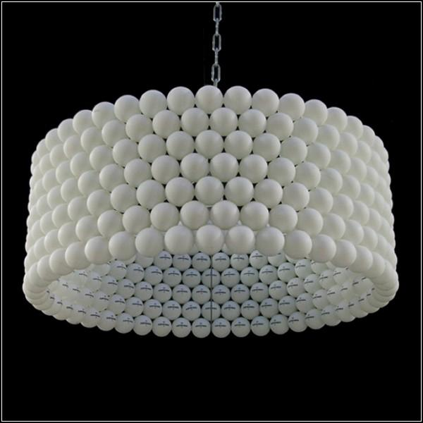 How to recycle recycled crafts from ping pong balls - How are ping pong balls made ...