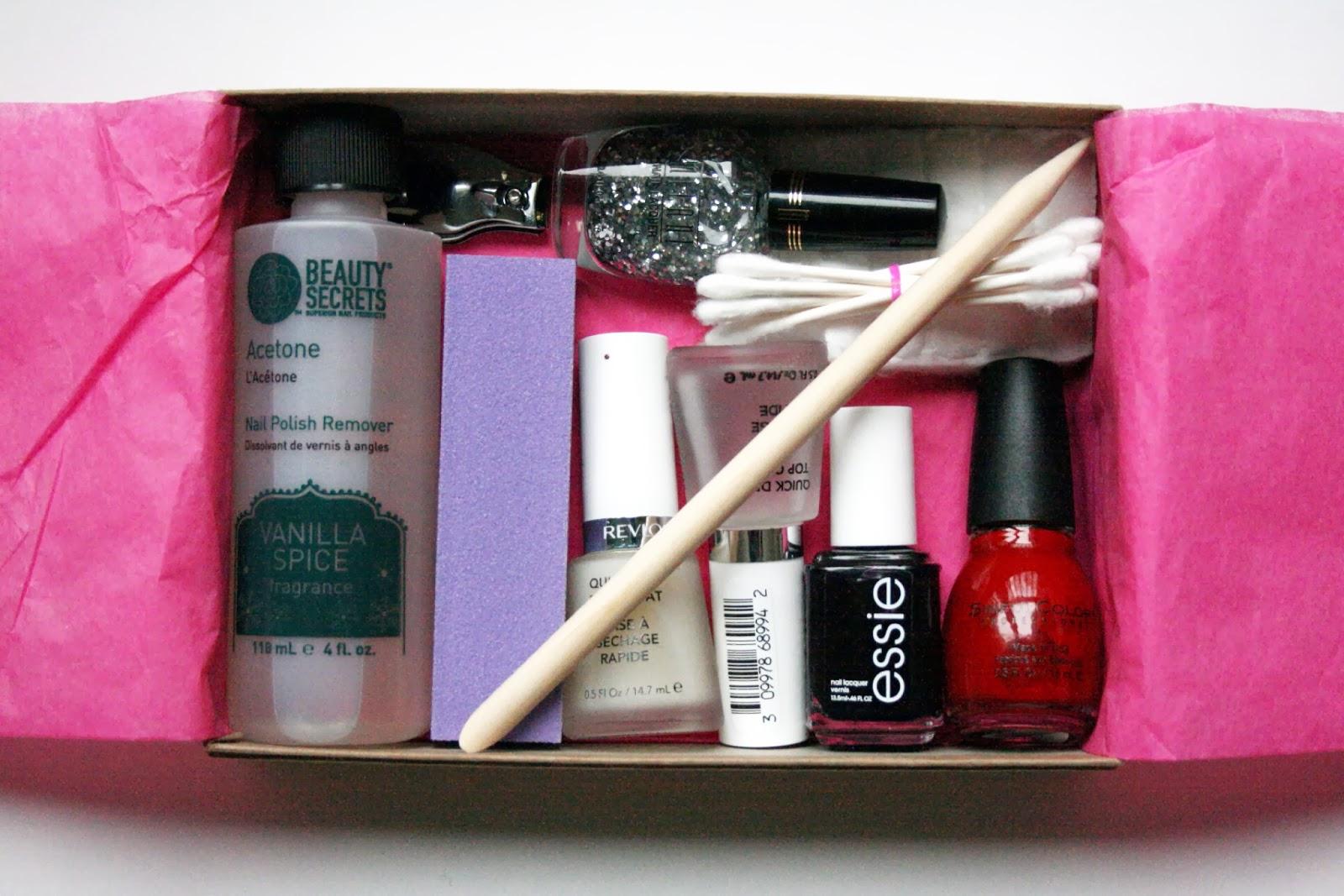 Lexi Lazaro: DIY Manicure Gift Set