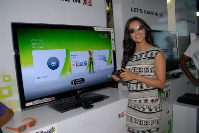 priya anand launches lg 3d game festival latest photos