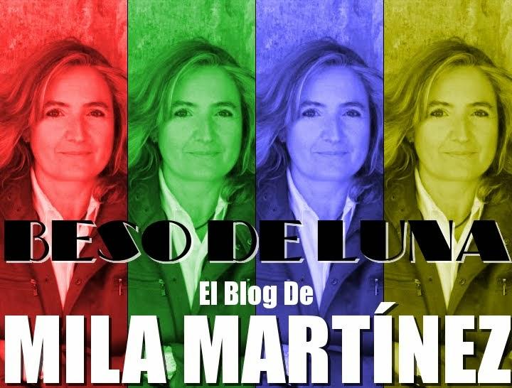 MILA MARTÍNEZ Escritora