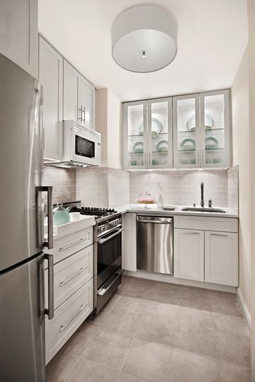 Decotips] ¿Una cocina larga y estrecha? no es problema – Virlova Style