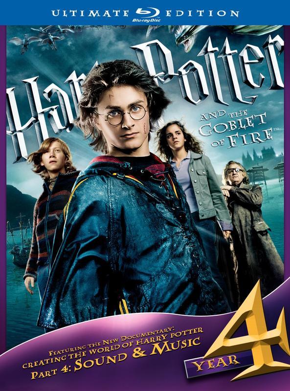 Harry Potter and the Goblet of Fire (Harry Potter y El Cáliz de Fuego) (2005) 1080p BluRay REMUX 22GB mkv Dual Audio PCM 5.1 ch