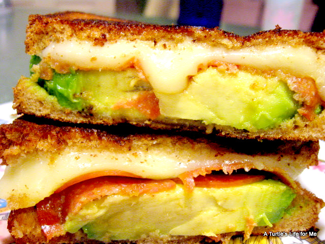 Bacon Jam And Avocado Grilled Cheese Sandwich Recipe ...